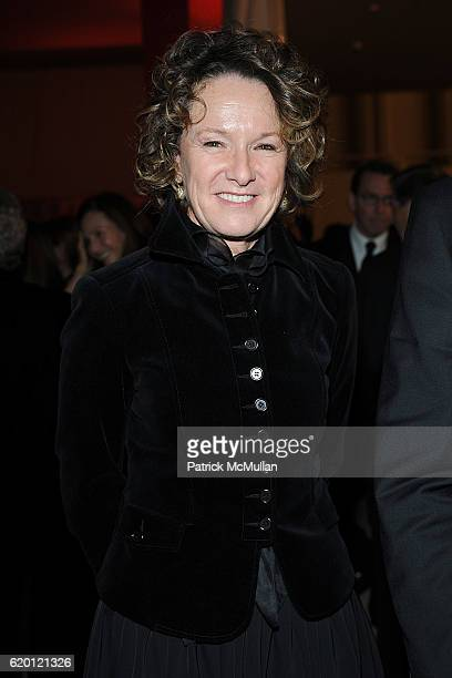 Annie Philbin attends LACMA Opening Celebration of the Broad Contemporary Art Museum BCAM Inside at LACMA on February 9 2008 in Los Angeles CA