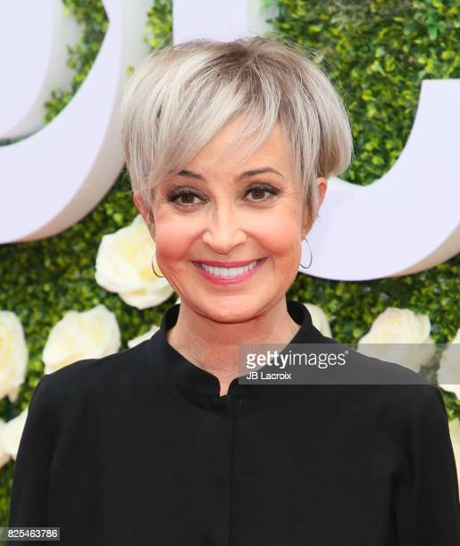 Annie Potts attends the 2017 Summer TCA Tour CBS Television Studios' Summer Soiree on August 01 in Studio City California
