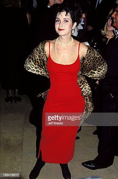 Annie Potts during 1993 File Photos