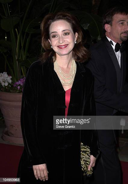 Annie Potts during 3rd Annual Costume Designers Guild Awards at Beverly Hills Hotel in Beverly Hills California United States