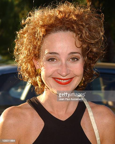 Annie Potts during Showtime TCA Summer Party at Hollywood Forever Cemetery in Hollywood California United States