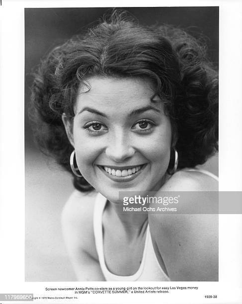 Annie Potts in film 'Corvette Summer' 1978