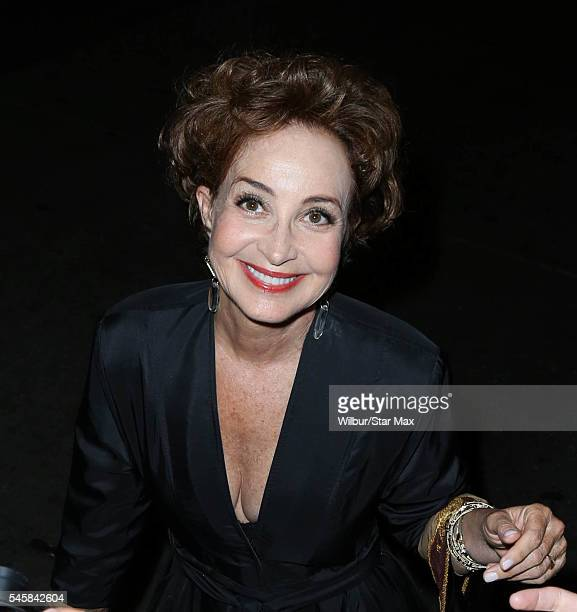 Annie Potts is seen on July 9 2016 in Los Angeles California