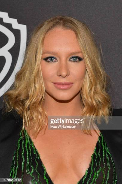 Annie Starke attends the 2019 InStyle and Warner Bros 76th Annual Golden Globe Awards PostParty at The Beverly Hilton Hotel on January 6 2019 in...