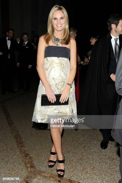 Annie Taube attends Apollo Circle Benefit 2009 Sponsored by Carolina Herrera at The Metropolitan Museum of Art on November 12 2009 in New York City