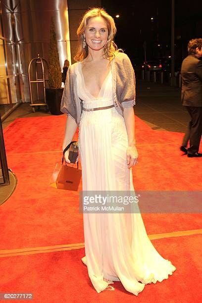 Annie Taube attends NEW YORKERS FOR CHILDREN Spring Gala 'A Fool's Fete' Presented By MISSONI at Mandarin Oriental on April 16 2008 in New York City