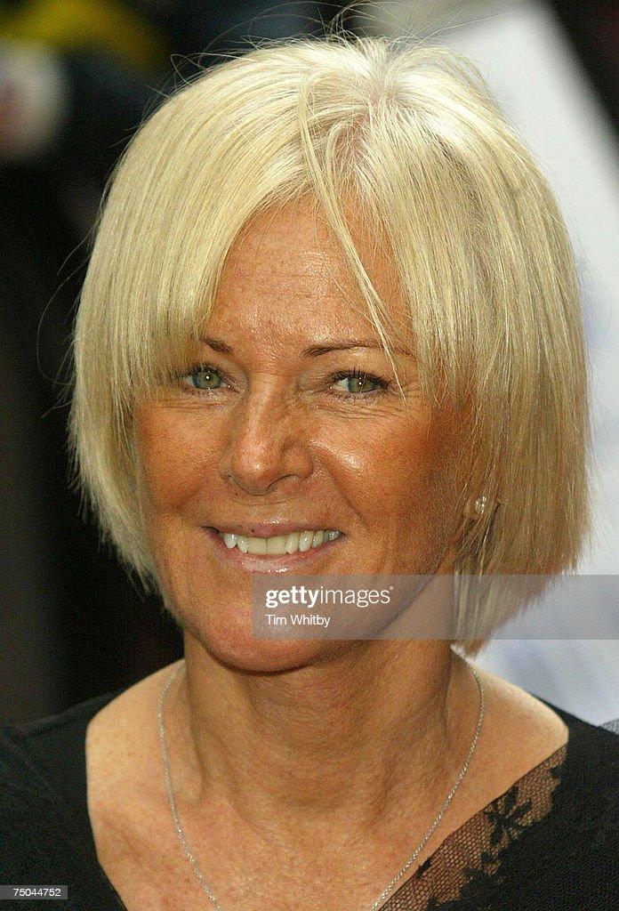 Anni-Frid Lyngstad of ABBA