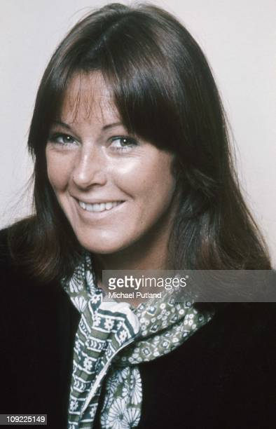 AnniFrid Lyngstad of ABBA Stockholm April 1976