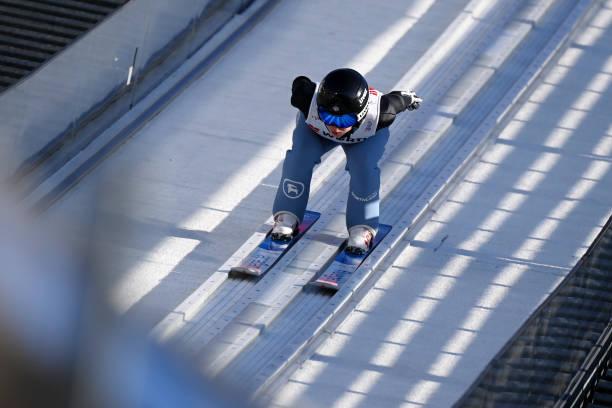 DEU: FIS Nordic World Ski Championships Oberstdorf - Women's Ski Jumping HS106