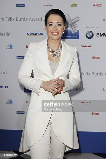 Annika De Buhr at the 10th Anniversary Of The Felix Burda Award at Hotel Adlon in Berlin