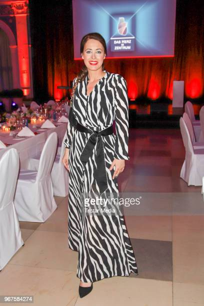 Annika de Buhr attends the Charity Gala 'Das Herz im Zentrum' on June 4 2018 in Hamburg Germany