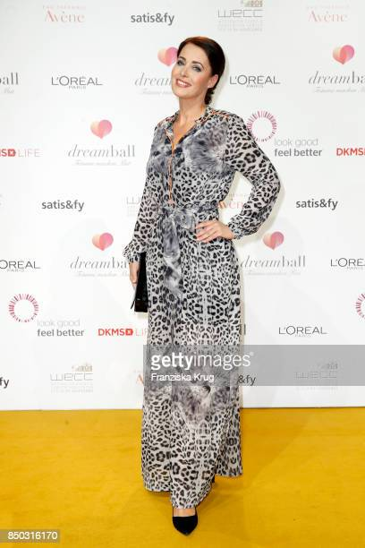 Annika de Buhr attends the Dreamball 2017 at Westhafen Event Convention Center on September 20 2017 in Berlin Germany