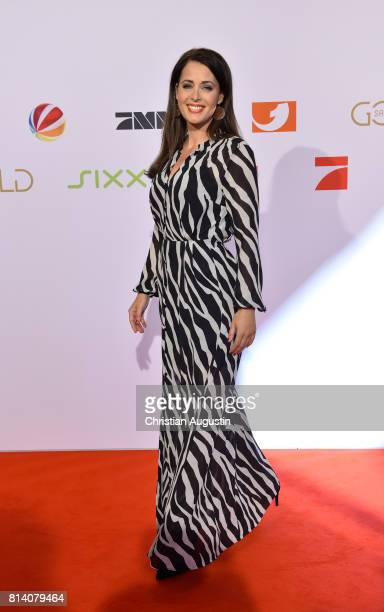 Annika de Buhr attends the program presentation of the television channel ProSiebenSat1 on July 13 2017 in Hamburg Germany