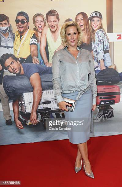 Annika Decker during the world premiere of 'Fack ju Goehte 2' at Mathaeser Kino on September 7 2015 in Munich Germany