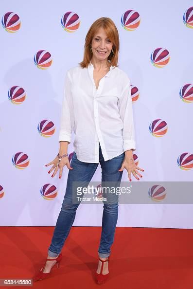 Annika Ernst attends the photo call for the television