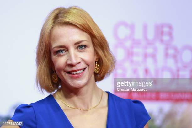 Annika Ernst attends the premiere of the film Club der Roten Baender Wie alles begann at Zoo Palast on February 05 2019 in Berlin Germany