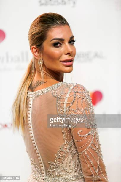 Annika Gassner attends the Dreamball 2017 at Westhafen Event Convention Center on September 20 2017 in Berlin Germany