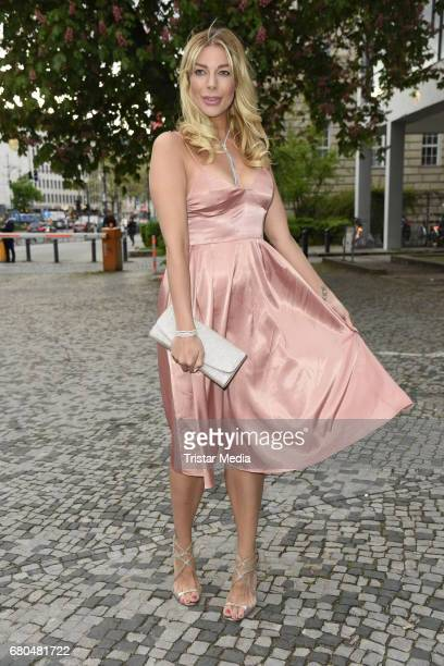 Annika Gassner attends the Victress Awards Gala 2017 on May 8, 2017 in Berlin, Germany.