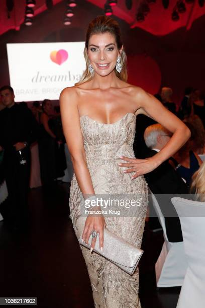 Annika Gassner during the Dreamball 2018 at WECC Westhafen Event & Convention Center on September 19, 2018 in Berlin, Germany.