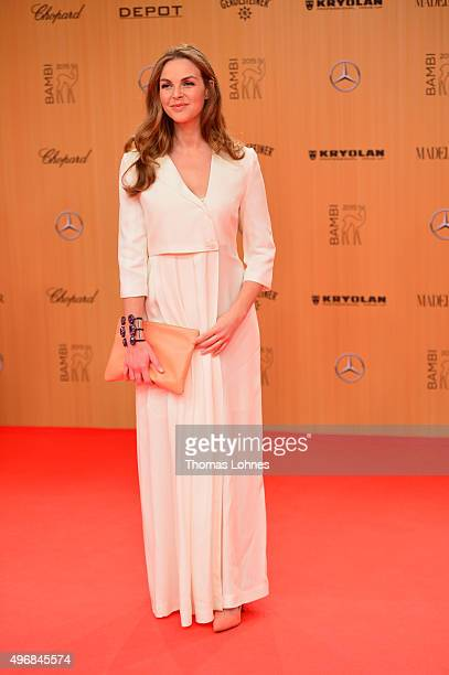 Annika Kipp attends the Bambi Awards 2015 at Stage Theater on November 12 2015 in Berlin Germany