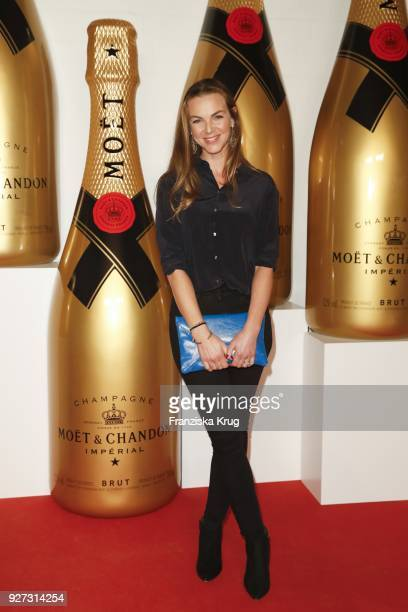 Annika Lau attends the Moet Academy Night on March 4 2018 in Berlin Germany