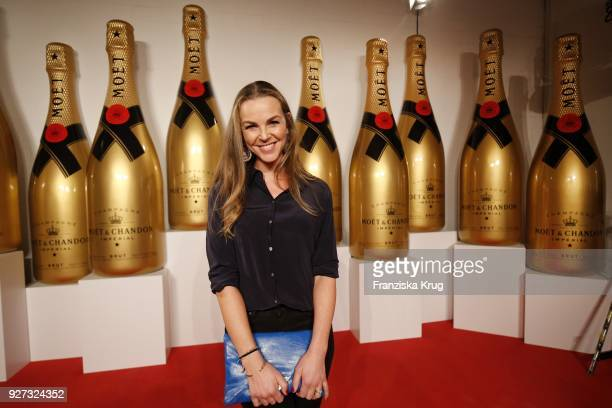 Annika Lau during the Moet Academy Night on March 4 2018 in Berlin Germany