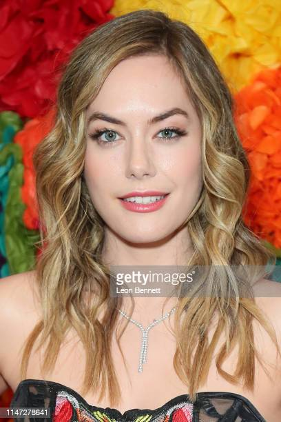 Annika Noelle attends CBS Daytime Emmy Awards After Party at Pasadena Convention Center on May 05 2019 in Pasadena California