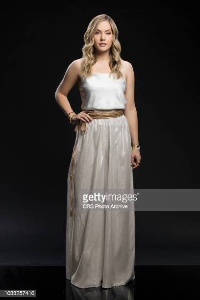 Annika Noelle of the CBS series THE BOLD AND THE BEAUTIFUL Weekdays on the CBS Television Network
