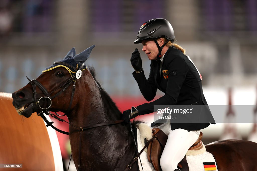 Modern Pentathlon - Olympics: Day 14 : News Photo