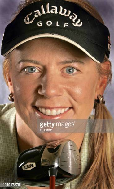 Annika Sorenstam at Reunion Resort and Golf Club in Reunion Florida on August 30 2005