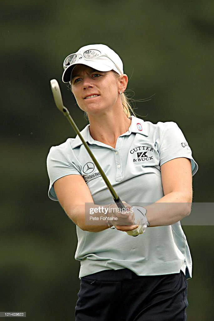 LPGA - 2004 Weetabix Women's British Open - Practice Day