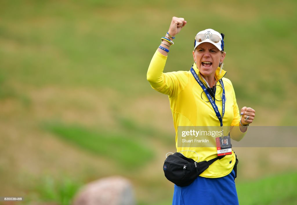 The Solheim Cup - Day Two : News Photo