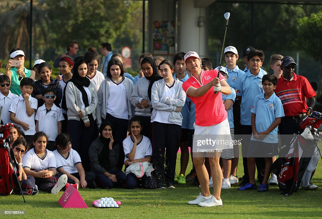 Fatima Bint Mubarak Ladies Open - Previews : News Photo