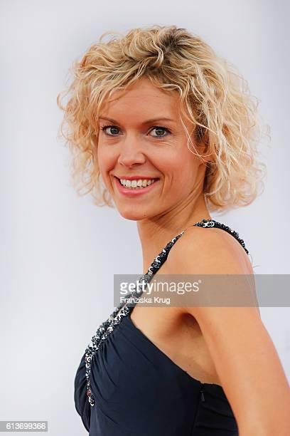 Annika Zimmermann attends the ECHO Klassik 2016 at Konzerthaus Am Gendarmenmarkt on October 09 2016 in Berlin Germany