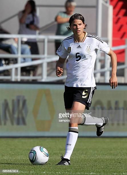 Annike Krahn Frauenfussball Länderspiel Deutschland Nordkorea Korea DVR 20 am 21 5 2011