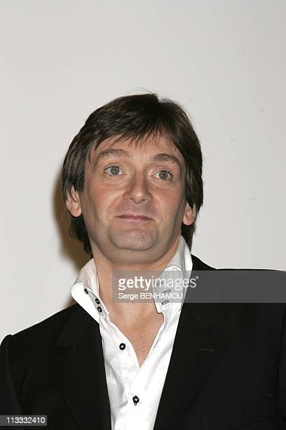 L' Anniversaire Premiere In Paris On September 19Th 2005 In Paris France Here Pierre Palmade