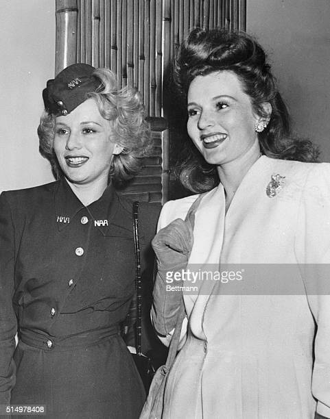 Anniversary Album Eva Gabor got all the attention when she showed up at the Brown Derby in her bondselling uniform during World War II She was...