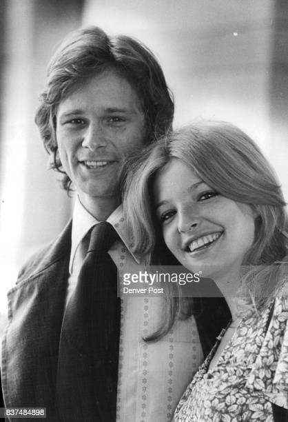 Anniversary in Denver Actor Brandon de Wilde and his wife Janice Credit Denver Post Inc