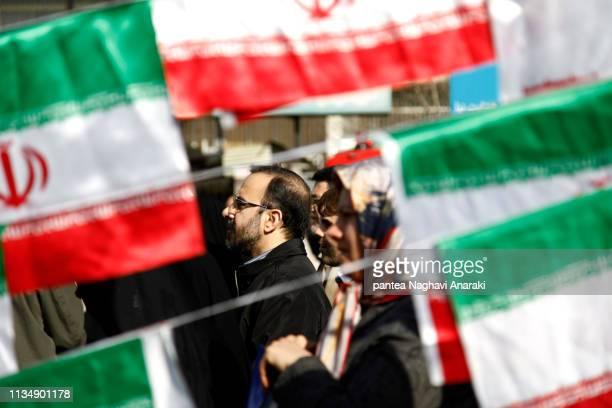 anniversary of the islamic revolution - イラン革命防衛隊 ストックフォトと画像