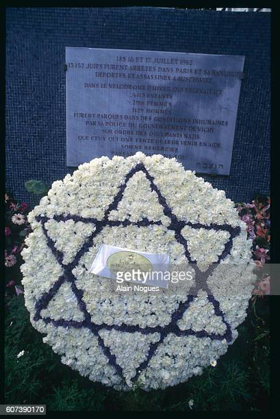 Anniversary of the raid on Paris from July 1617 1942 during which 13152 Jews were deported to German death camps under the antisemitic Vichy...