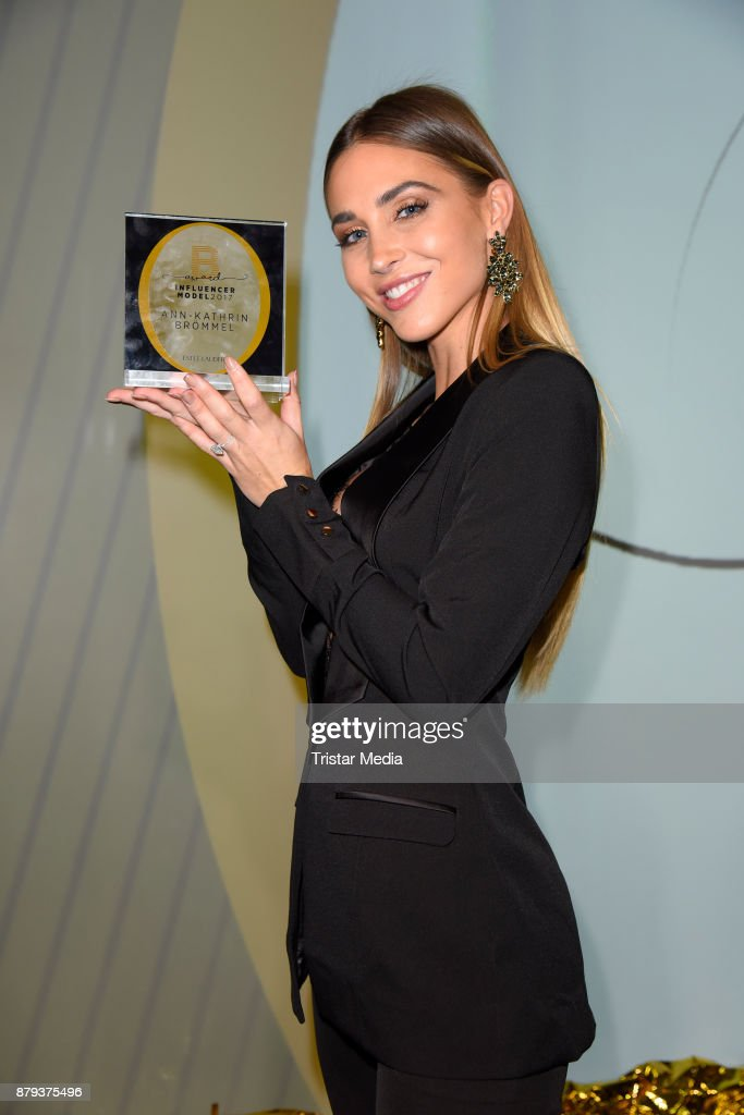 Place To B Influencer Award 2017 : News Photo