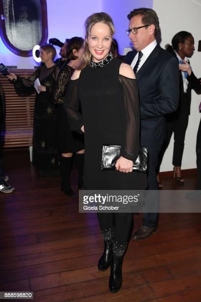 AnnKathrin Kramer during the ARD advent dinner hosted by the program director of the tv station Erstes Deutsches Fernsehen at Hotel Bayerischer Hof...