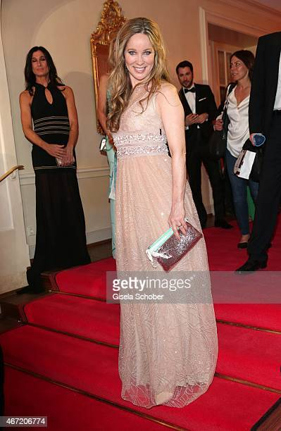 AnnKathrin Kramer during the Gala Spa Awards 2015 at Brenners ParkHotel Spa on March 21 2015 in BadenBaden Germany