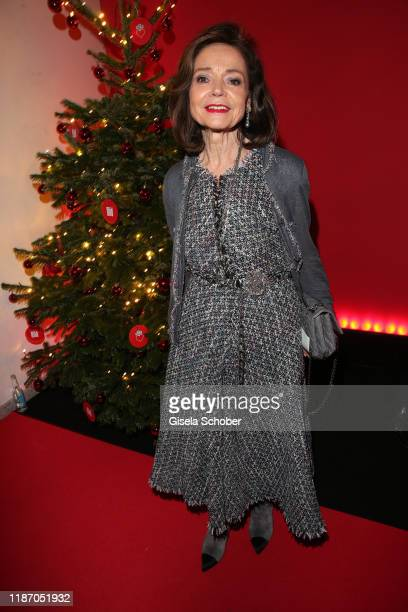 AnnKatrin Bauknecht tduring the Ein Herz Fuer Kinder Gala at Studio Berlin Adlershof on December 7 2019 in Berlin Germany