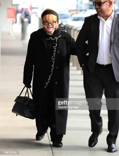 AnnMargaret is seen on December 2 2019 in Los Angeles California