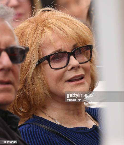 AnnMargret attends the ceremony honoring Alan Arkin with a Star on The Hollywood Walk of Fame held on June 07 2019 in Hollywood California