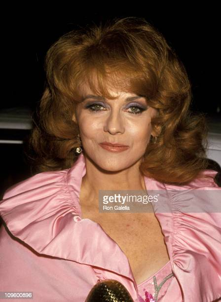 AnnMargret during AnnMargret's Opening Night Performance Party at Gator's Restaurant in New York New York United States