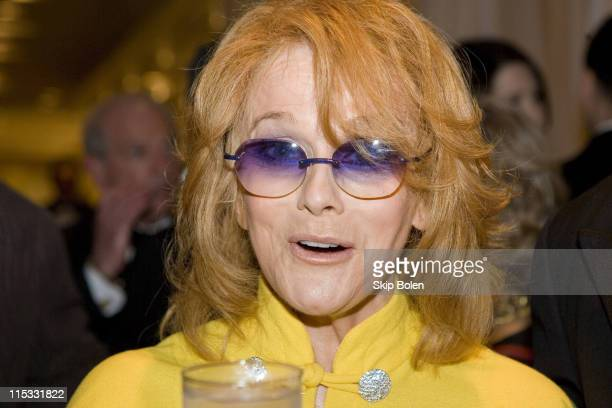 AnnMargret during 'Memory' New Orleans Premiere After Party at Landmark Canal Place Cinema in New Orleans Louisiana United States