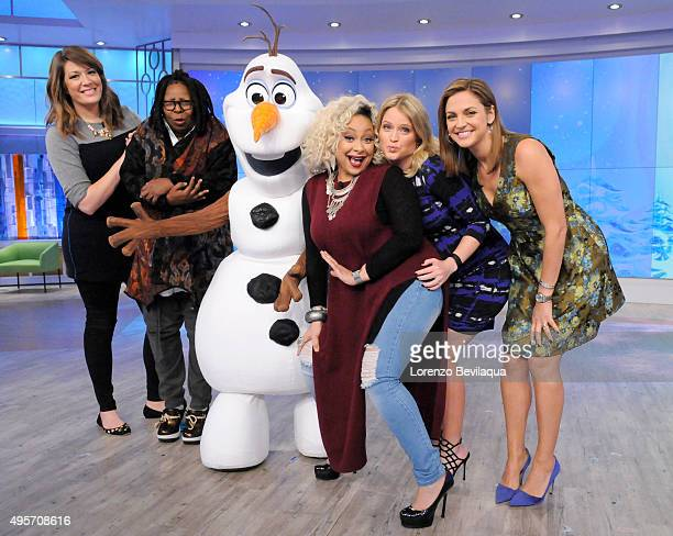 THE VIEW Announced on The View today November 4 Say Freeze Family Photo Contest gives Frozen Fans an opportunity to win an unforgettable vacation for...