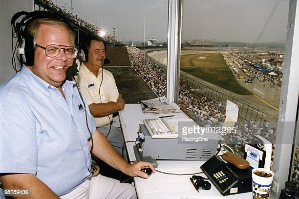 Announcer Eli Gold started broadcasting for Motor Racing Network in 1976 heard on 500 radio affiliates and in 1982 added NASCAR Live a weekly radio...